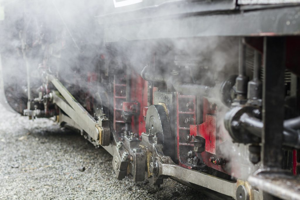 Steam Locomotive Details